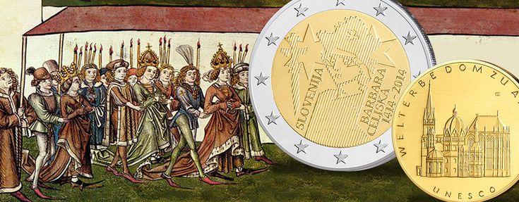 8. November 1414 – Krönung von Sigismund und Barbara von Cilli zum deutschen Königspaar