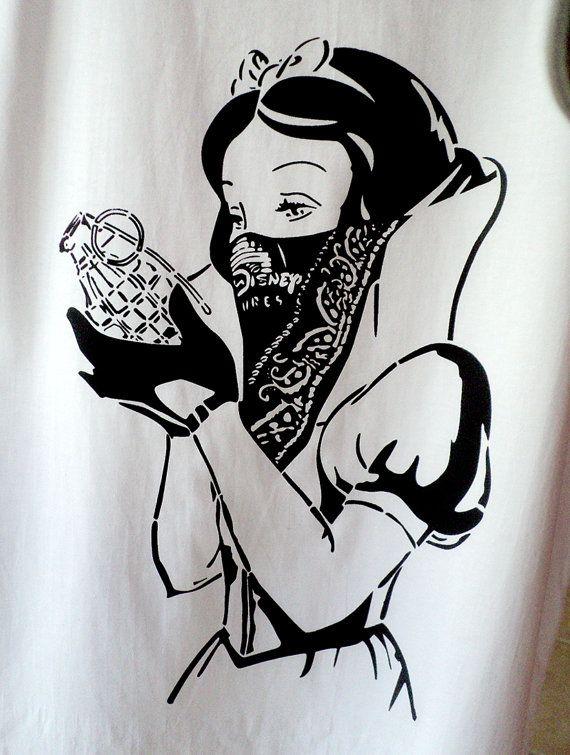 Snow White Grenade