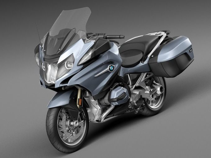 Ready to  render BMW R 1200 RT 2015