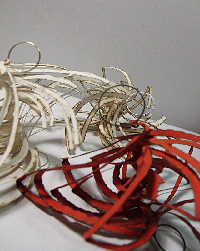 Work by Shiying Gao from The Body Adorned online exhibition
