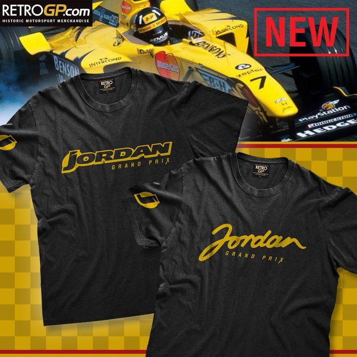 RetroGP.com (@F1_Retro) | Twitter.   NEW Jordan Team Shirts. Click here for more info >> http://bit.ly/JordanGP