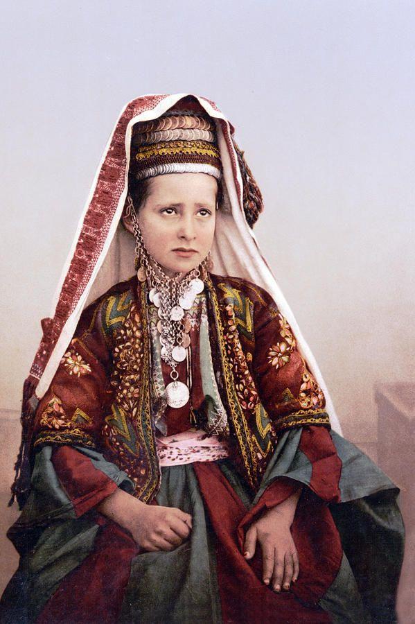 Young Bethlehemite, Palestine
