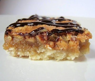 ... Maple Macadamia Nut Bars - This is one rich, butter bar that I will