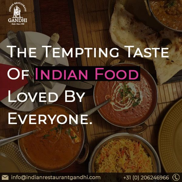 The Tempting Taste Of Indian Food Loved By Everyone Delicious Foodblogger Foodlover Healthyfood Dinner Healt Food Halal Recipes Indian Food Recipes
