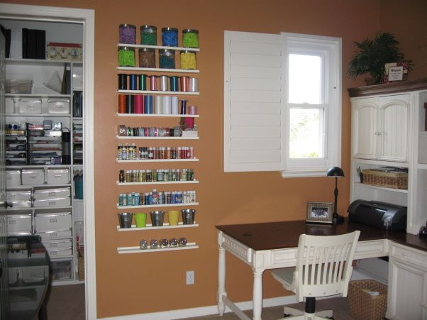 Home Office Craft Room Design Ideas