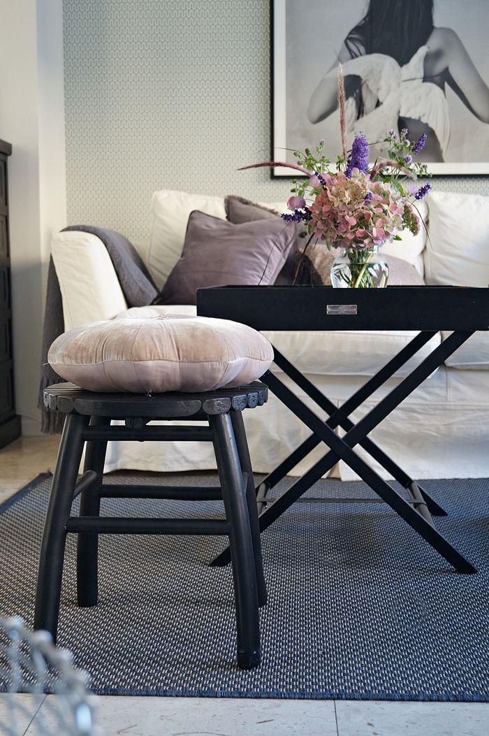 Vårt nya vardagsrum! - Add simplicity