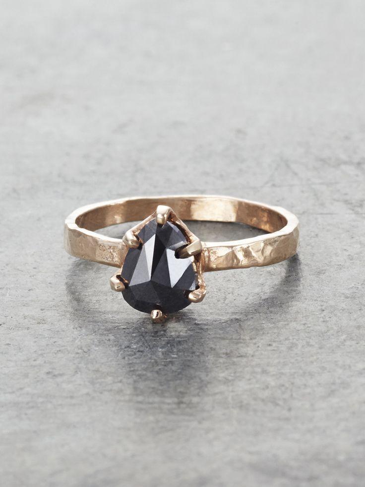 76 Best Black Alaskan Diamond Jewelry Images On Pinterest