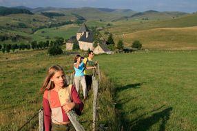 Les circuits touristiques et randonnées en Pays d'Issoire