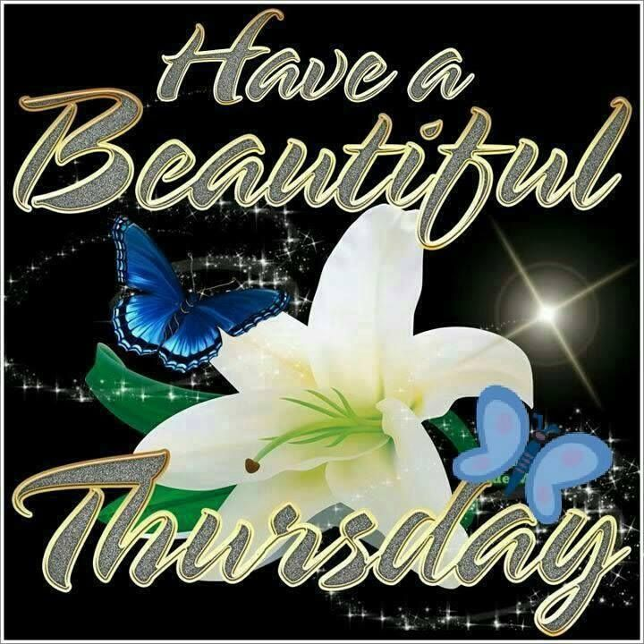 Have a beautiful Thursday quotes days of the week thursday