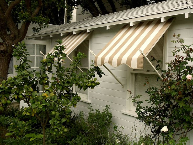 Spear Or Scroll Awnings Superior Awning Awnings