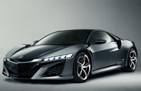 Honda Supercar For Advance Booking Now