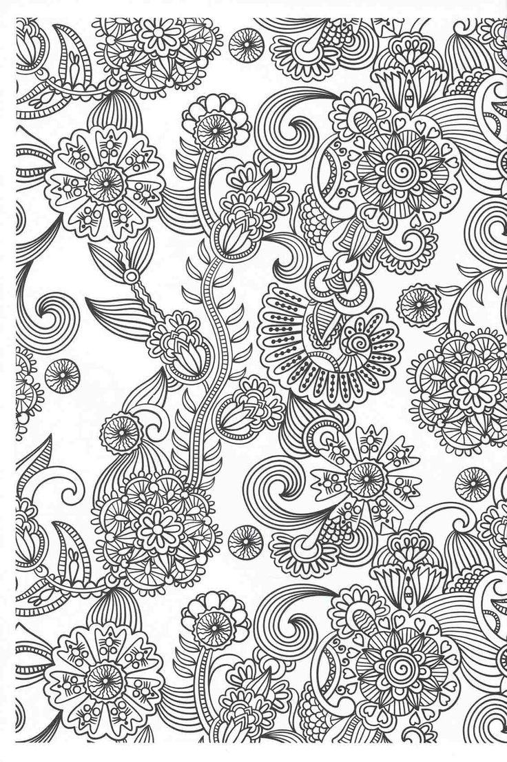 The gorgeous coloring book for grown ups - The Gorgeous Colouring Book For Grown Ups Creative Colouring For Grown Ups