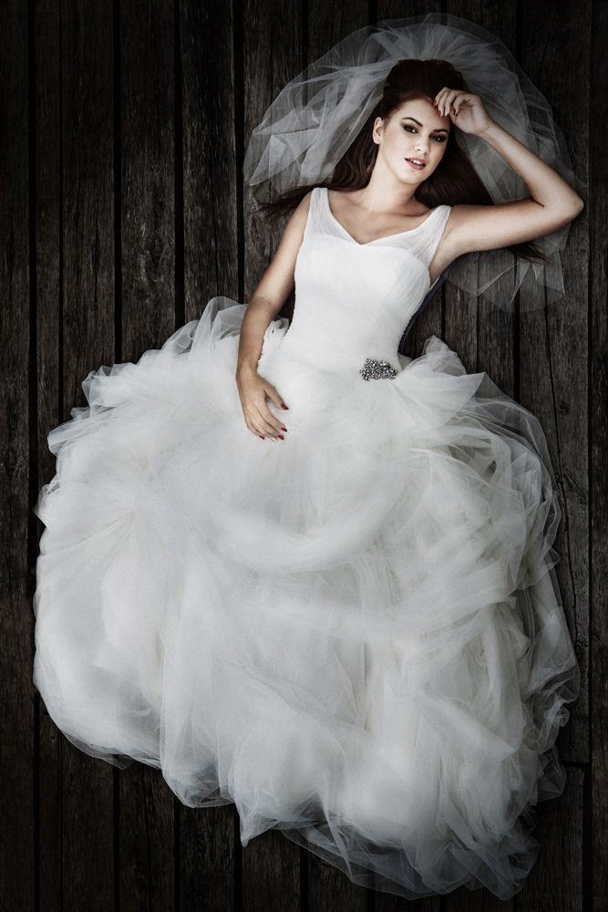#bride in a #wedding dress