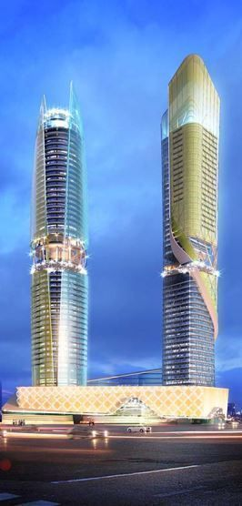 2d12785d6e1 ... The Rosemont Hotel and Residences  Dubai is a first-in-kind