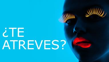 Te Atreves con los maquillajes Fluorescentes que brillan con luz negra o ultravioleta?? Pues aquí los tienes todos, recopilados.