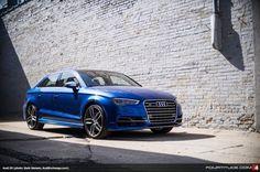 PhotoGraphic: Sepang Blue Audi S3 Sedan by Zach Hansen at the Audi Exchange - Fourtitude.com