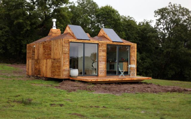 George clarke amazing spaces cabin design pinterest spaces tiny houses and architecture - Sheds for small spaces property ...