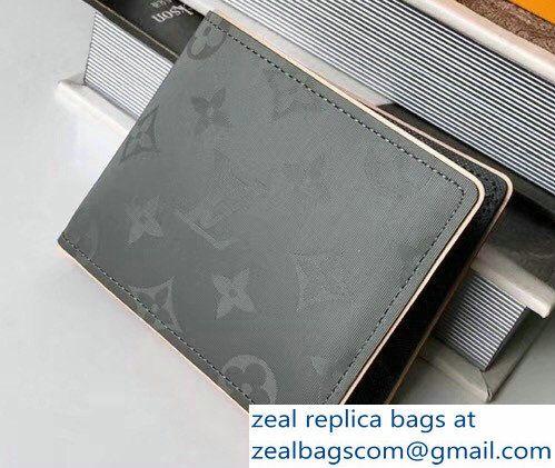 27bf9cc47ae9 Louis Vuitton Monogram Titanium Canvas Multiple Wallet M63297 2018 ...