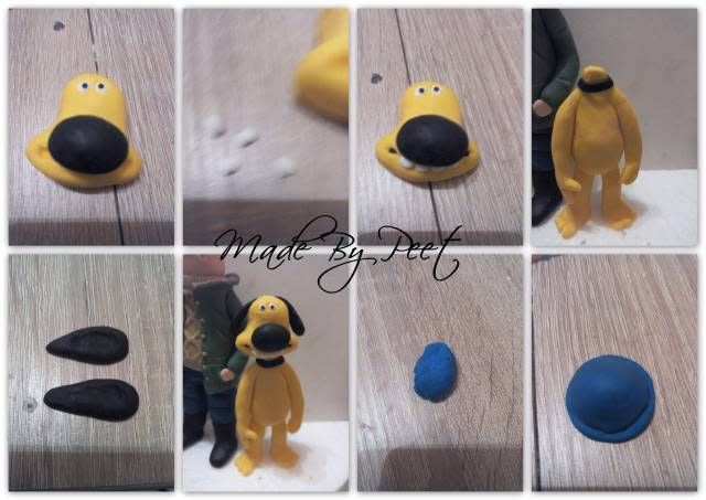 Shaun The Sheep and Friends Tutorial