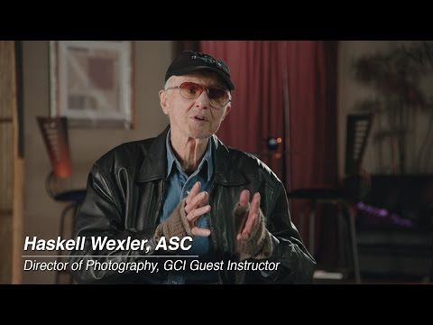 """""""Lighting Style"""" with Haskell Wexler, ASC - YouTube"""