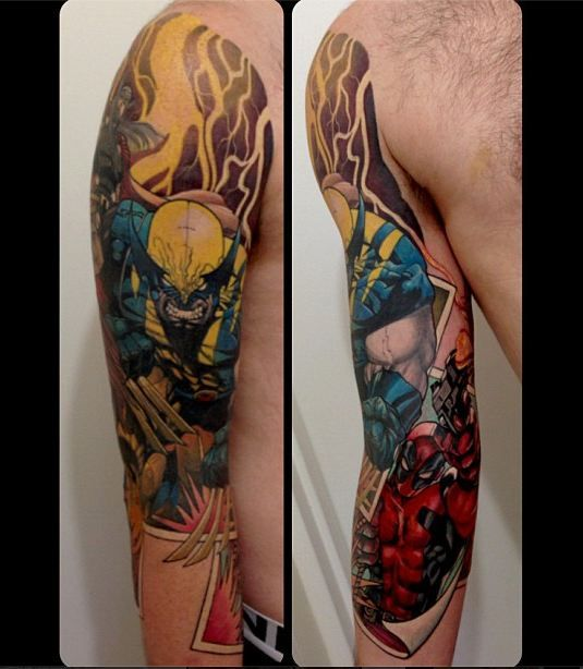 Tattoo images + discussion - Page 2