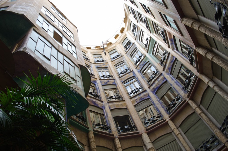 CourtyardsCasa Mila Courtyard
