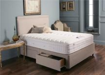 Storage beds..... a life saver for sure.