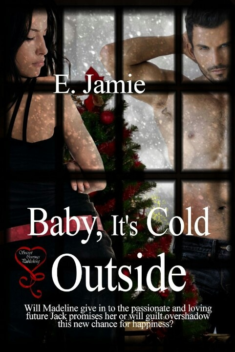 Baby, It's Cold Outside: After suffering a devastating loss, Madeline Delaney is back in her hometown with her little girl to celebrate the holidays with her grandmother. Next door is her old teenage crush, Jack DeLuna. The feelings he stirs within her are most definitely adult in nature, and this time, Jack has no intention of letting her go. Will Madeline give in to the passionate and loving future Jack promises her or will guilt overshadow this new chance for happiness?