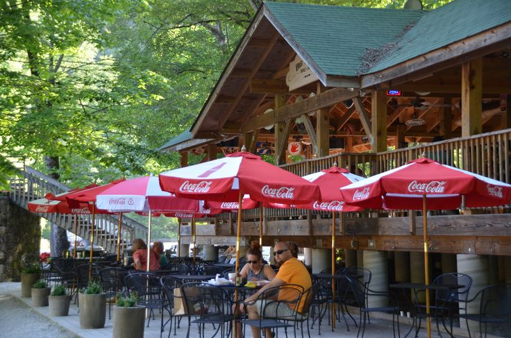 Wesser Bbq At The Noc Nantahala Outdoor Center
