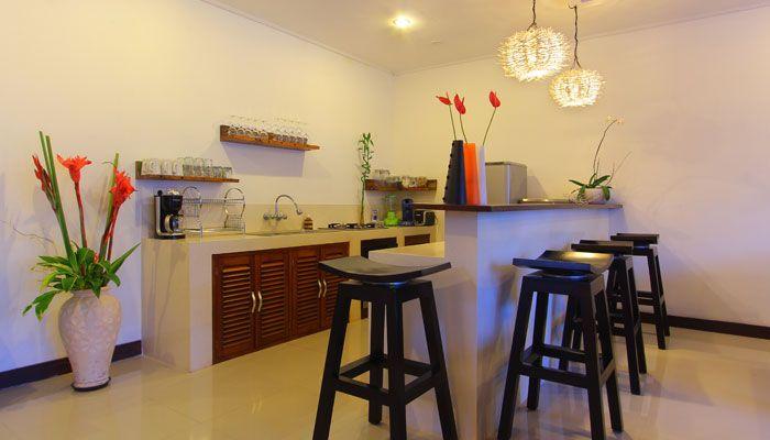 #Dapur di #VillaRicciBali