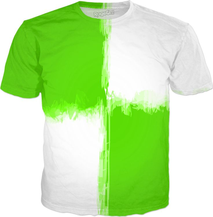 Quarters Green T-Shirt by Terrella available at https://www.rageon.com/products/quarters-green-t-shirt?aff=BSDc on RageOn!