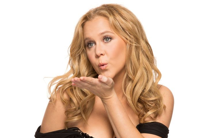 Amy Schumer is quickly becoming the hottest star in the world of comedy, with her blend of wholesome, girl-next-door looks and edgy comedy. Amy is the creator, star and writer of Inside Amy Schumer, her Comedy Central television show which will premiere on April 30th.