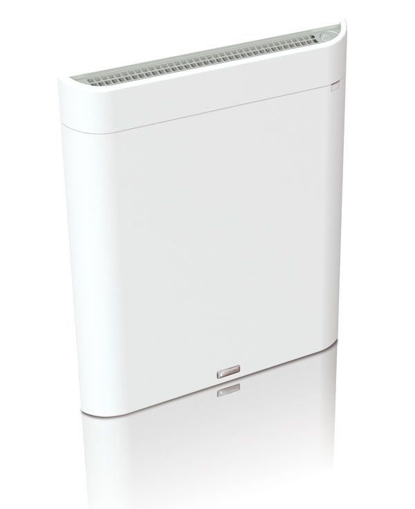 Envi High-Efficiency Whole Room Hardwired Electric Panel Heater (HW1012T)  Price:$139.95