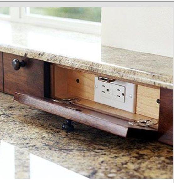 Kitchen Backsplash Electrical Outlet Covers