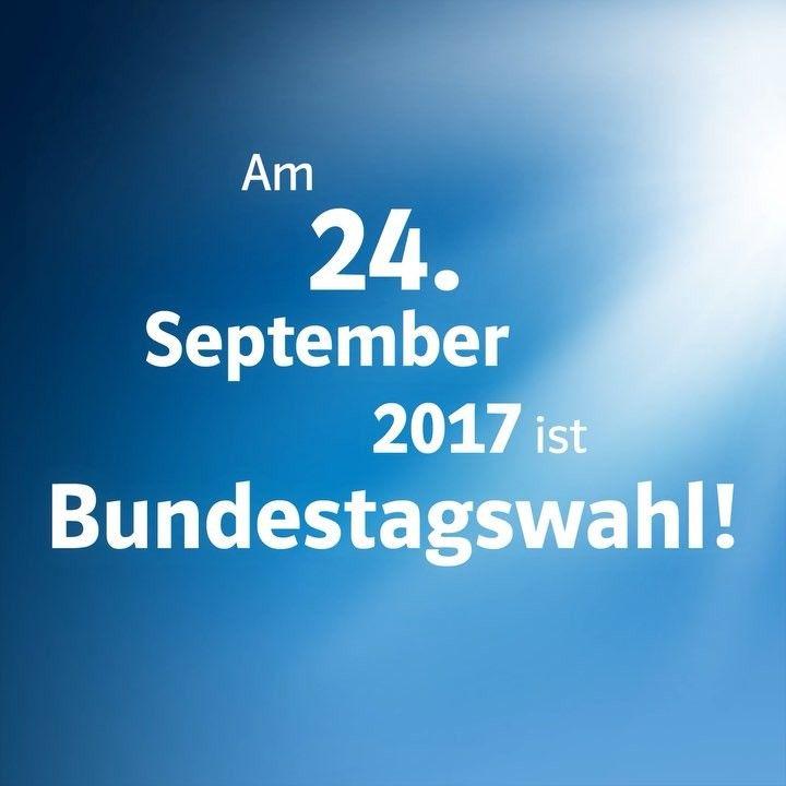 Wir sind im Endspurt. Am Sonntag gilt's: Mit der Erststimme den regionalen CSU-Kandidaten wählen. Und Zweitstimme ist Bayernstimme! #btw17 #instavideo #instadaily #wahl #election