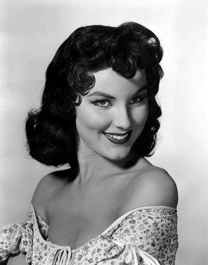 50 Best Images About Debra Paget On Pinterest