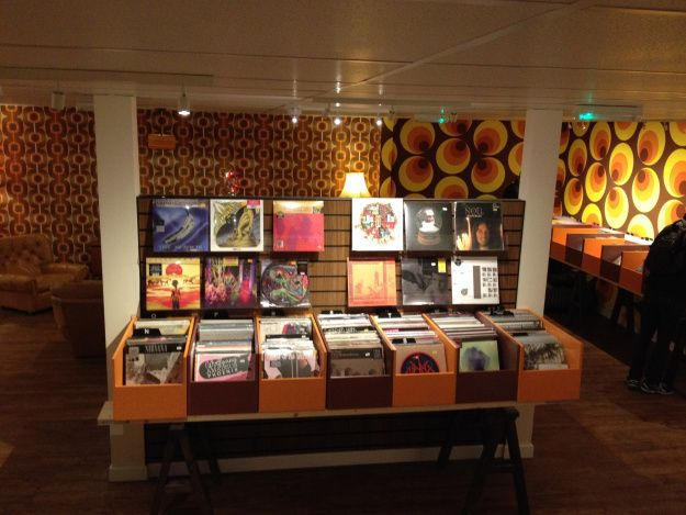 Relevant Records Cafe