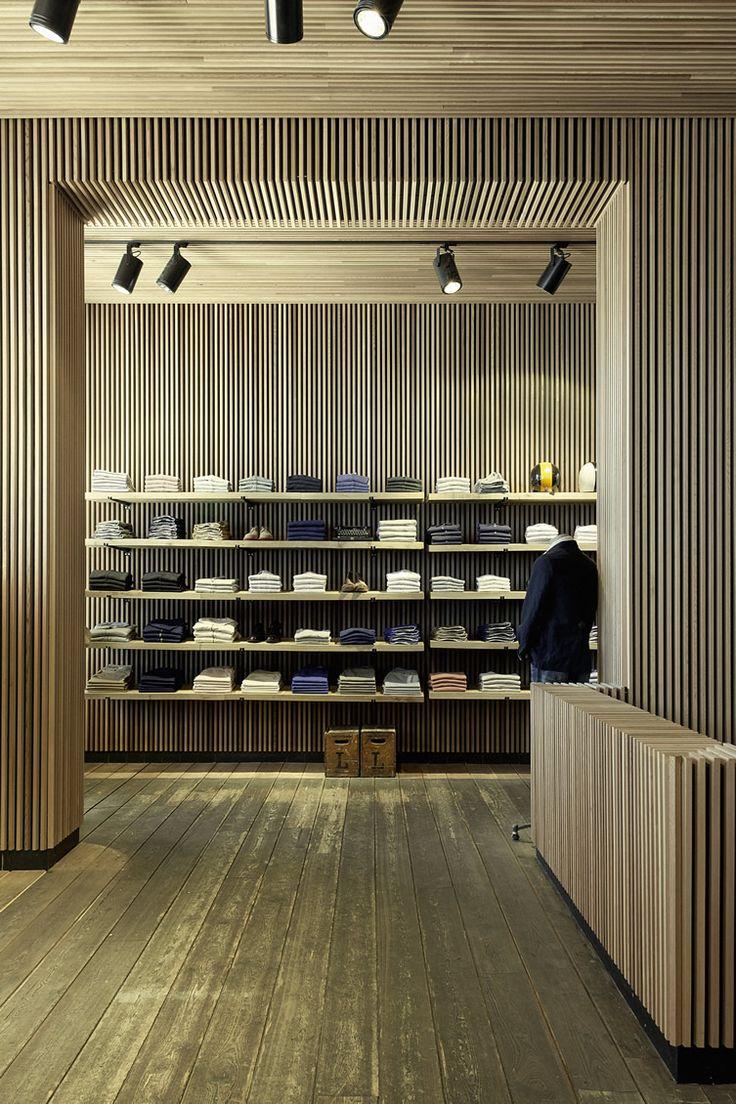 Retail Design | Store Interiors | Shop Design | Visual Merchandising | Retail Store Interior Design | Bellerose, Brussels