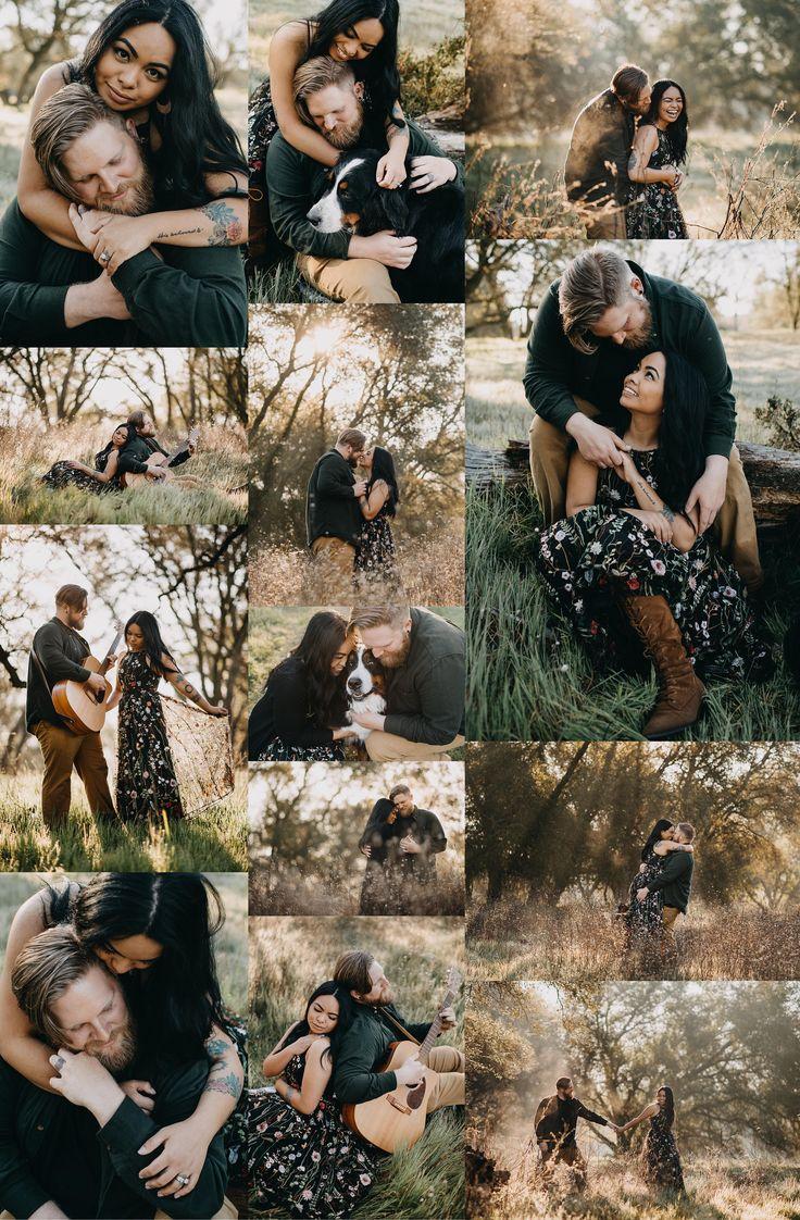 Couples Photography Bernese Mountain Dog By Chloe ramirez