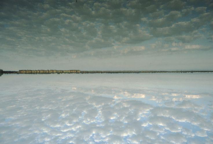 Austria- Il Neusiedlersee è il quarto lago europeo.
