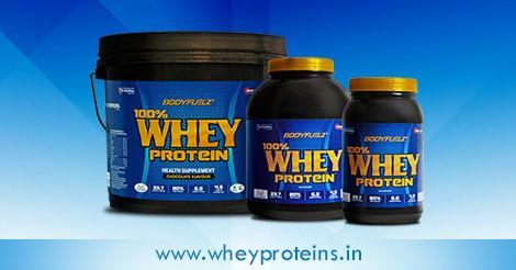 Bodyfuelz 100% Whey Protein is a best Whey Protein Supplement and a muscle gainer.