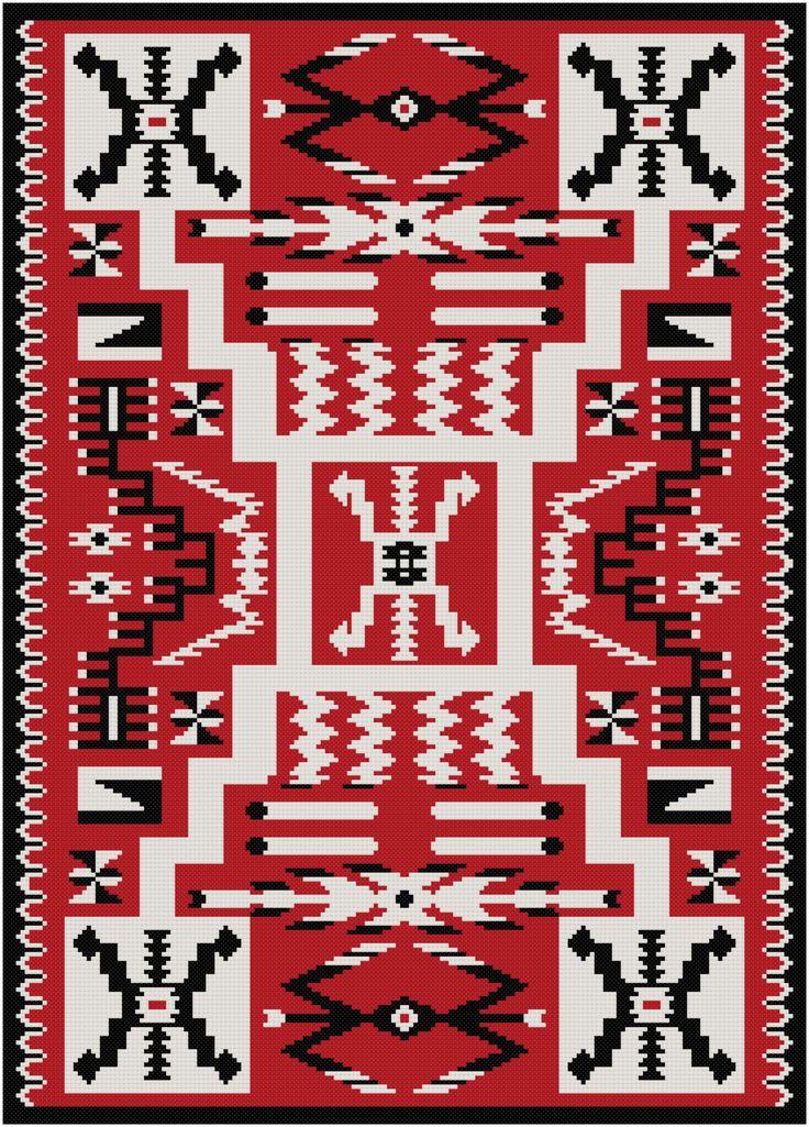 Phoenix Cross Stitch von MartisXSDesigns auf Etsy