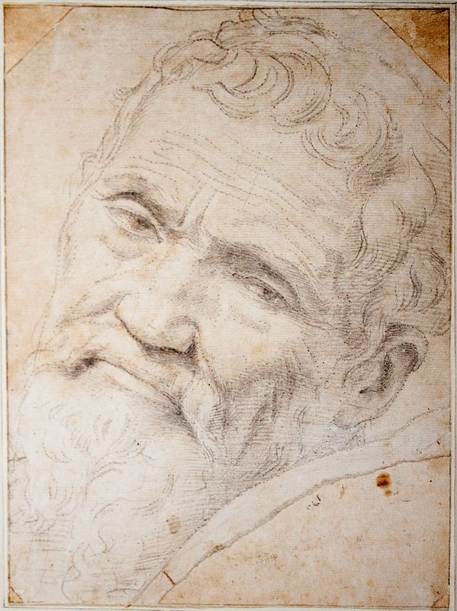 Michelangelo di Lodovico Buonarroti Simoni (6 March 1475 – 18 February 1564), commonly known as Michelangelo, was an Italian sculptor, painter, architect, poet, and engineer of the High Renaissance