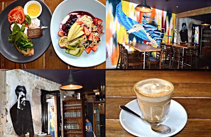 #threeblueducks #bronte #Sydney #breakfast #freshfood #coffee #eggs #cafe #restaurant #fashionablefoodblog #foodblog