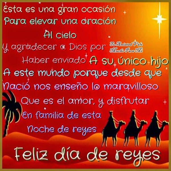 Felizdiadereyes Dia De Reyes Diciembre Dia De Reyes Un Dia Y