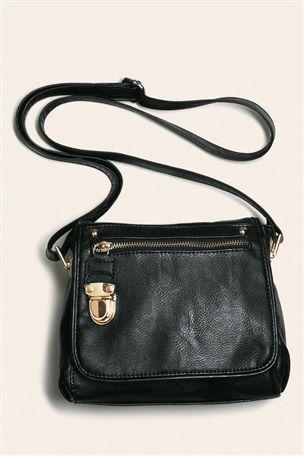Lock Across-The-Body Bag