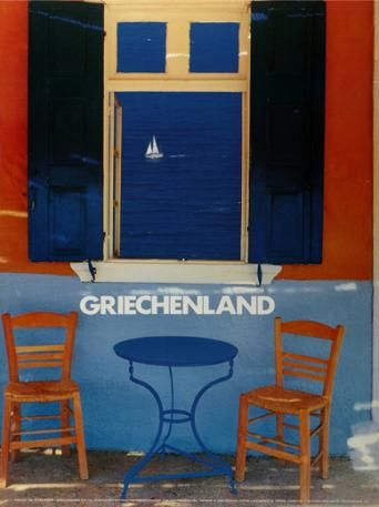 VISIT GREECE | Posters GNTO 1980-1989