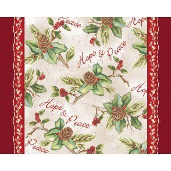 Hope & Peace Christmas Paper Placemats 12 Per Pack by Creative Converting. $3.49. Manufactured to the Highest Quality Available.. 12 Per Pack. Design is stylish and innovative. Satisfaction Ensured.. A simple placemat can transform the table from simple to elegant, or from drab to colorful.