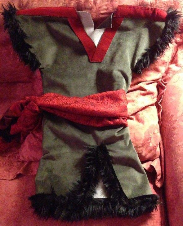 Kristoff Costume FROZEN