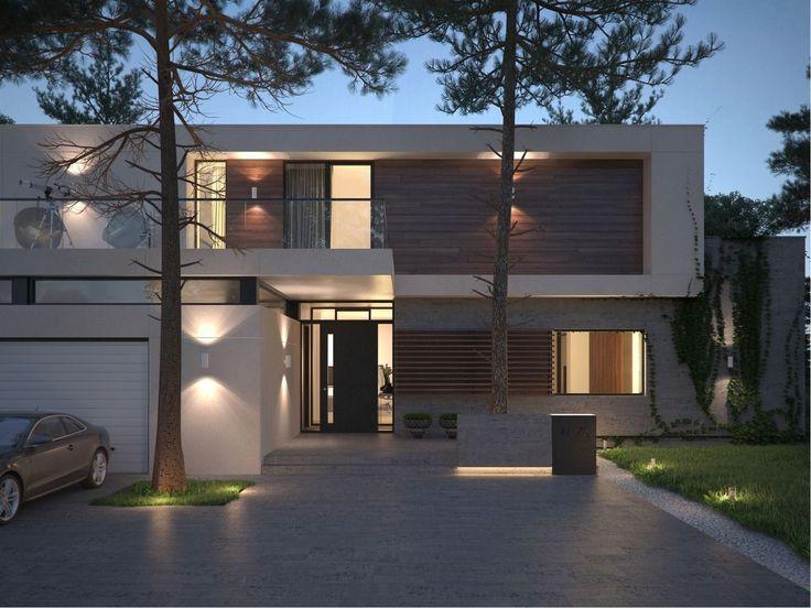 Fachada ingreso ingresos pinterest for Ingreso casas modernas